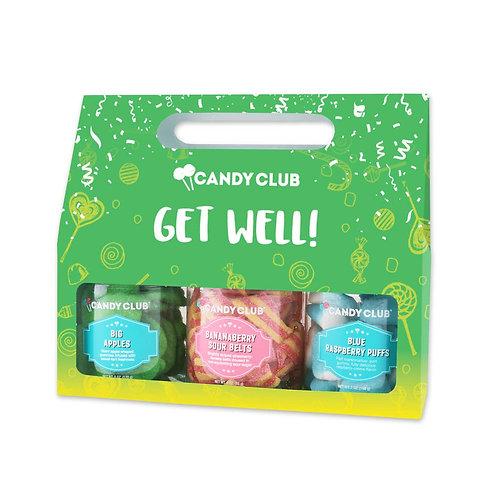 Get Well Gift Basket!