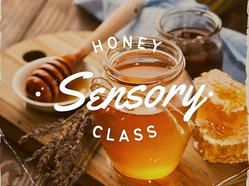Honey Sensory Class -August 20th from 6:00-7:00 PM