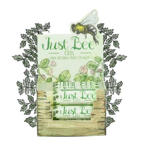 Just Bee Cool-Mint