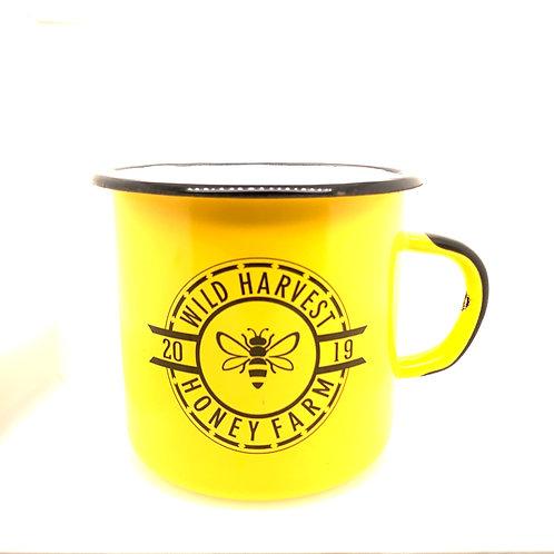 Wild Harvest Enamel Mug
