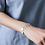 Thumbnail: Honey Comb Bracelet