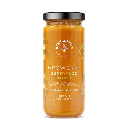 B.Powered Superfood Honey
