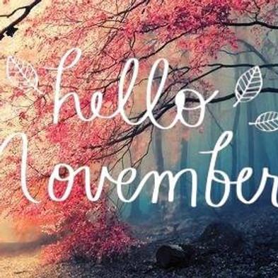 November opening