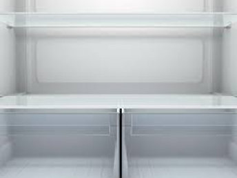 Inside Refrigerator Cleaning