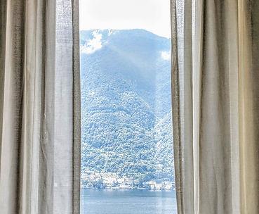La Cascata camere Nesso