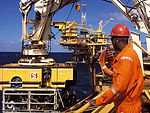 mão de obra offshore