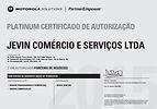 certificado jevin