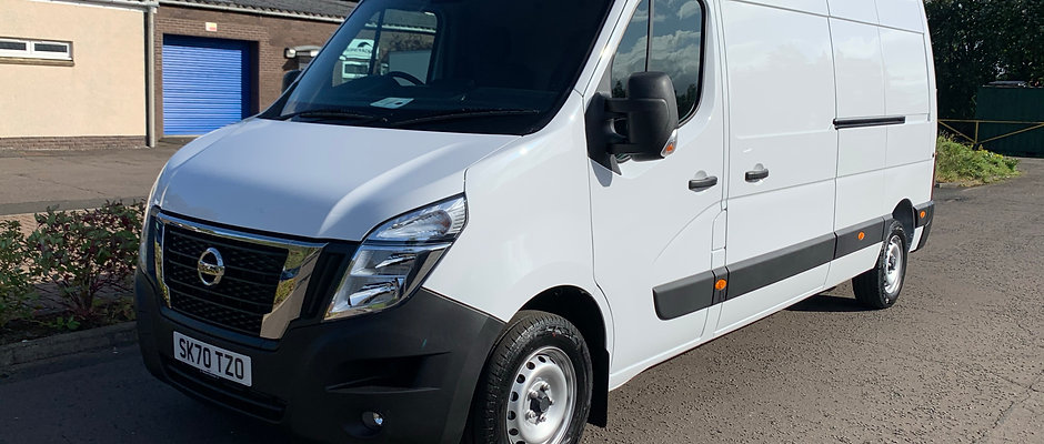 Nissan NV400 Motorhome New Build
