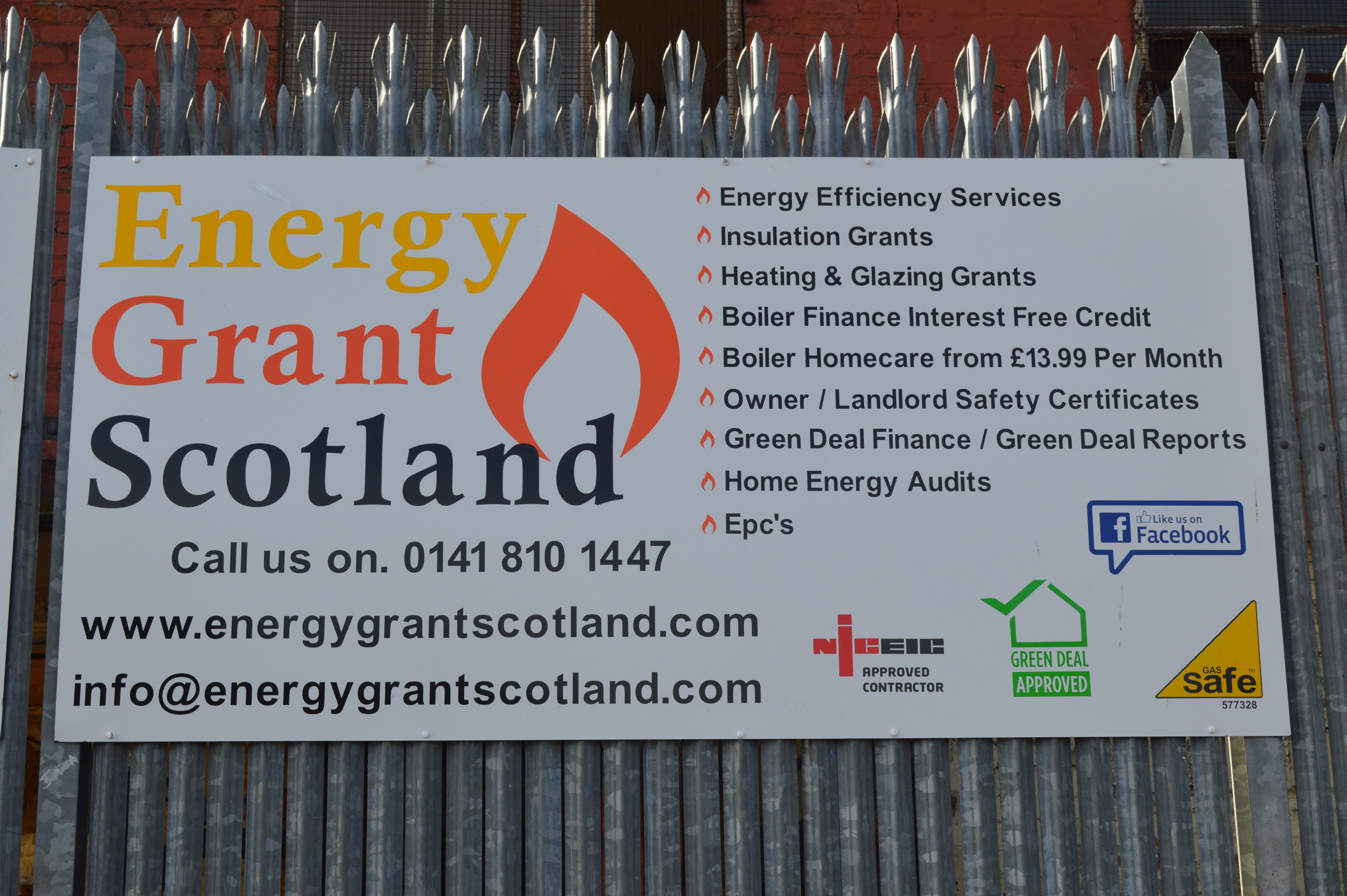 Energy Grant Scotland - Scotlands First Choice For Heating