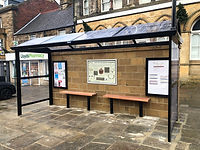 Bus shelter manufacturers scotland  Smoking shelters scotland  Bus Shelters UK  Externature bus shelters Bespoke bus shelters scotland Commutaports Ltd
