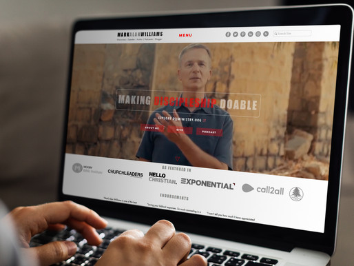 Introducing An Exciting New Website Design & Focus: Making Discipleship Doable!
