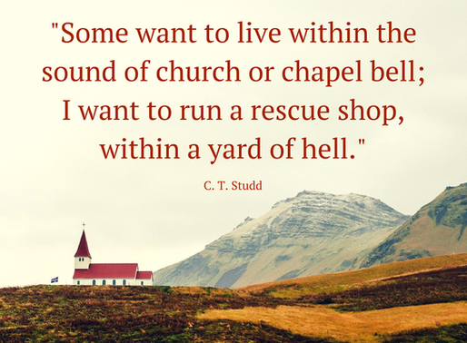 Some want to live within the sound of church or chapel bell