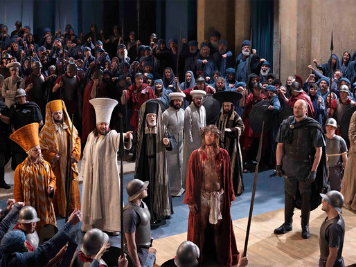 You're Invited to Travel with us to Oberammergau, Germany