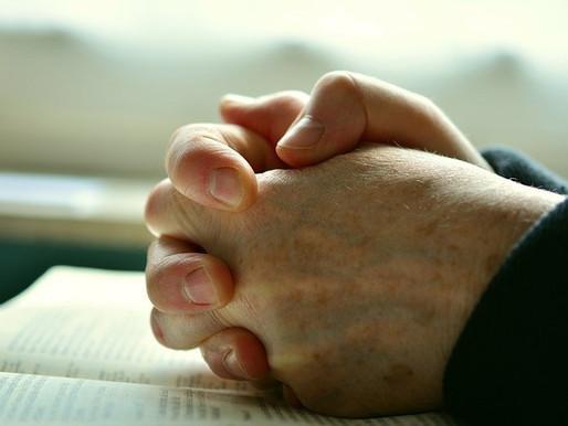 Help…My Prayer Life Has Gone Dry!
