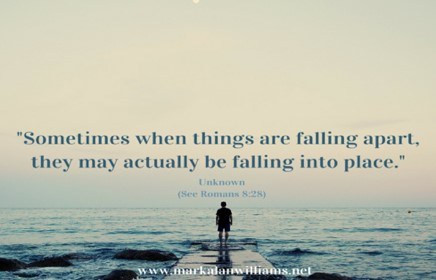 Sometimes When Things Are Falling Apart,