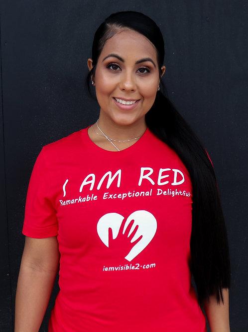I Am Red Shirt
