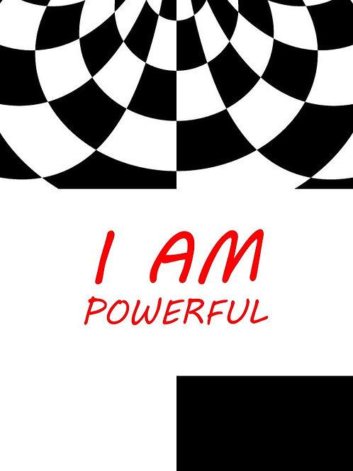 I Am Powerful Bookmark