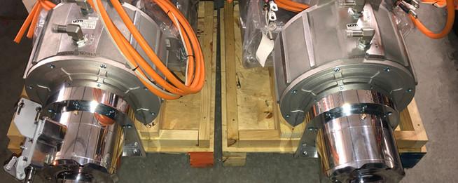 Dual Motor Build