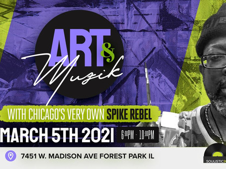 Spike Rebel | Art & Musik | 3/5/21