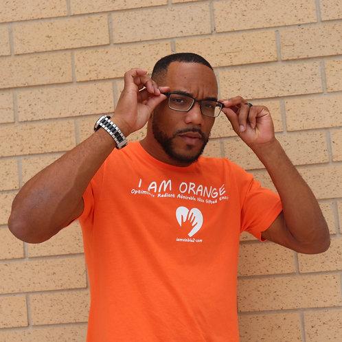I Am Orange Shirt