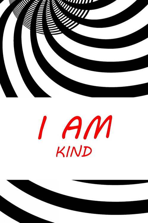 I Am Kind Bookmark