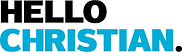 Hello Christian Logo - Non Transparent B