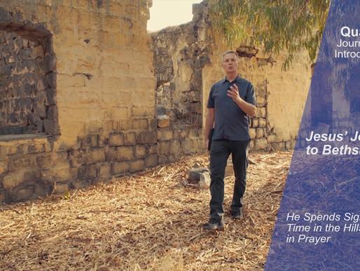 Jesus' Journey to Bethsaida