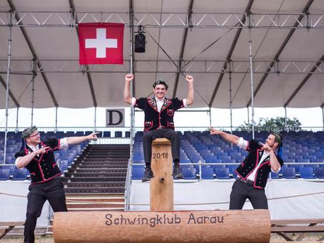Solothurner und Aargauer Kantonalschwingfest