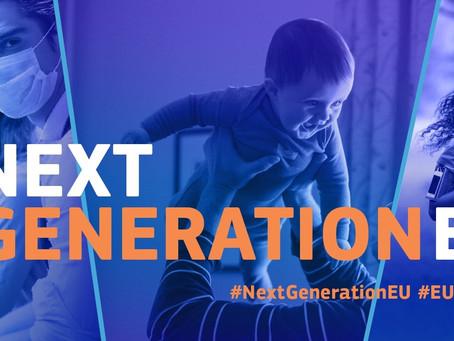 NEXT GENERATION EU – Fondo de Recuperación Europeo