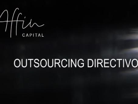 OUTSOURCING DIRECTIVO