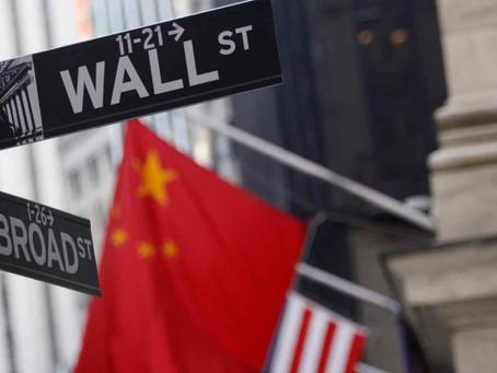 LA FED Y CHINA LASTRAN LOS PRINCIPALES INDICES