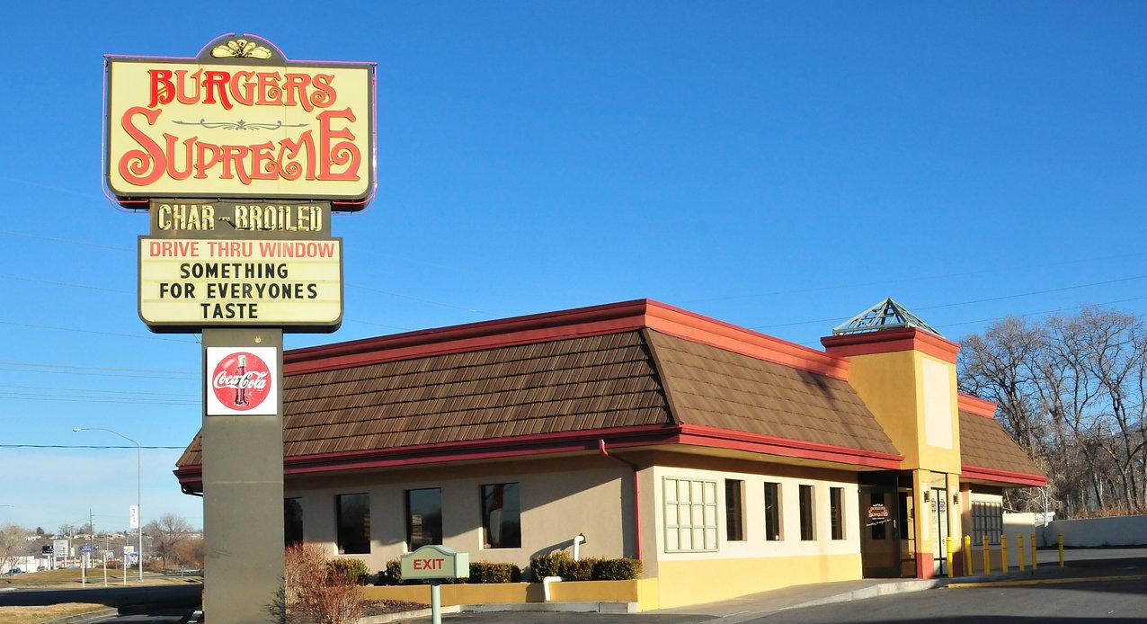 Burgers Supreme- Provo, UT
