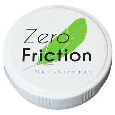 Zero Friction mach´s reibungslos