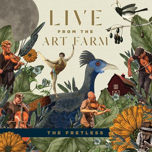 Live from the Art Farm - VINYL