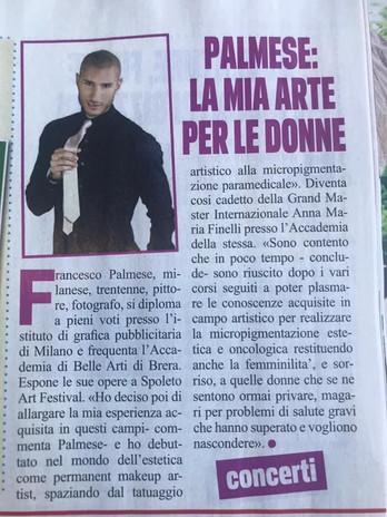 Dado Francesco intervista