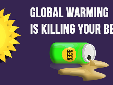 Global Warming is Killing Your Beer