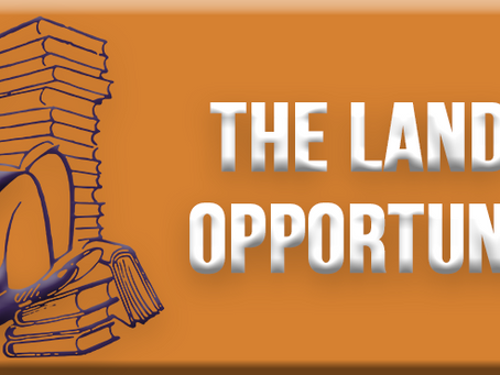 The Land of Opportunity?