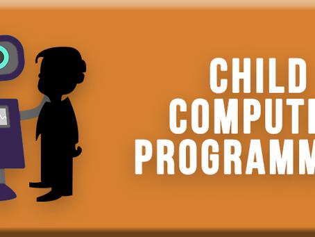 Child Computer Programming