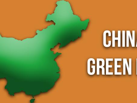 China's Green Push