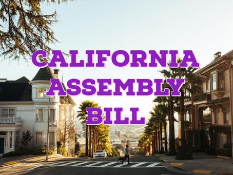 California Assembly Bill
