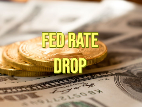 Fed Rate Drop