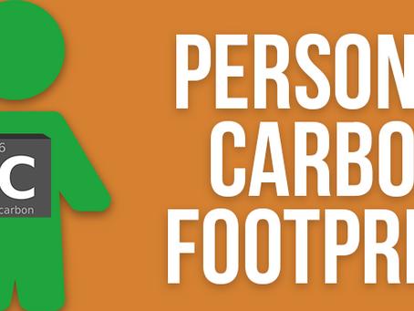 Personal Carbon Footprint