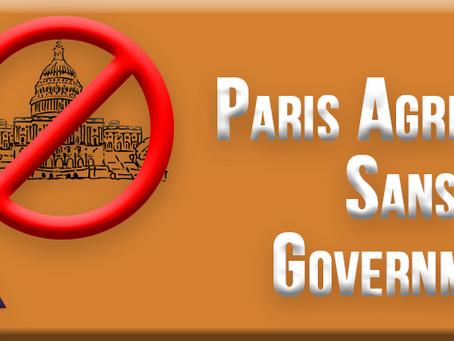 Paris Agreement Sans Government