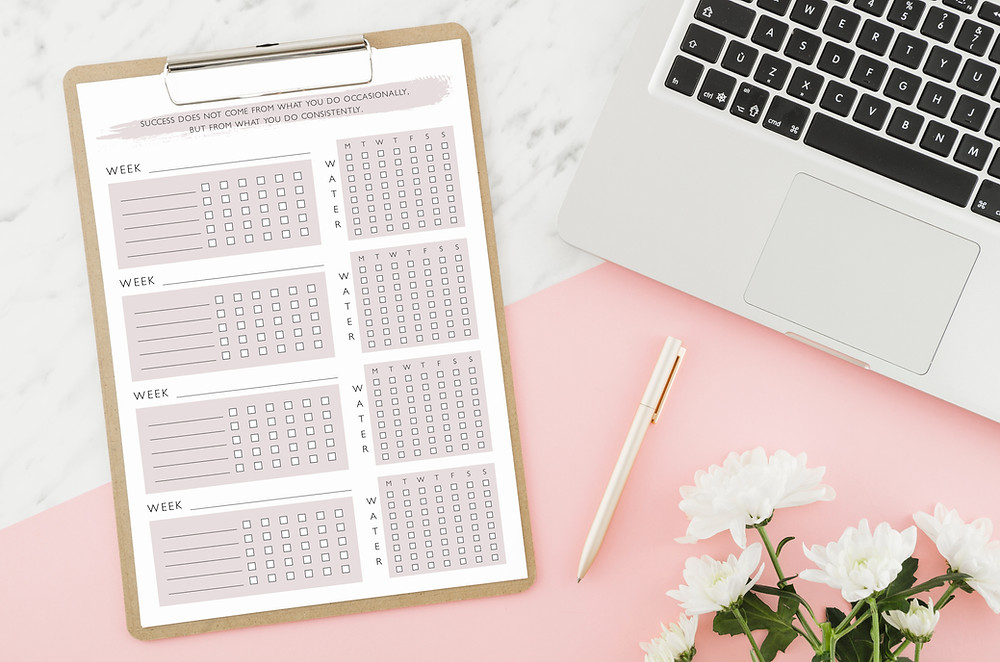 Freebie - Meal Planning Printable