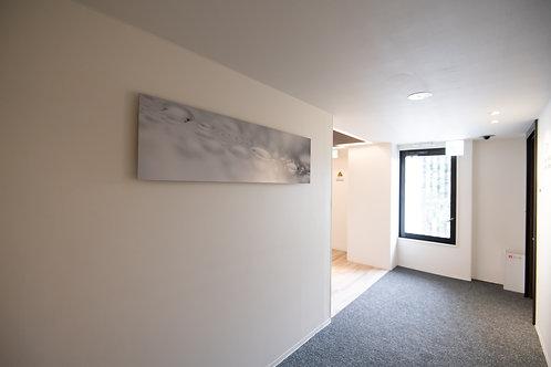 アルポリックパネルアート B0変形サイズ:2階通路_stream「ストリーム」