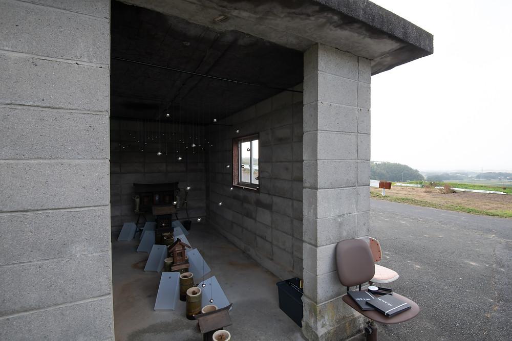 -connect- installation byYUKI KURODA