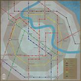 Veil - Metro Map