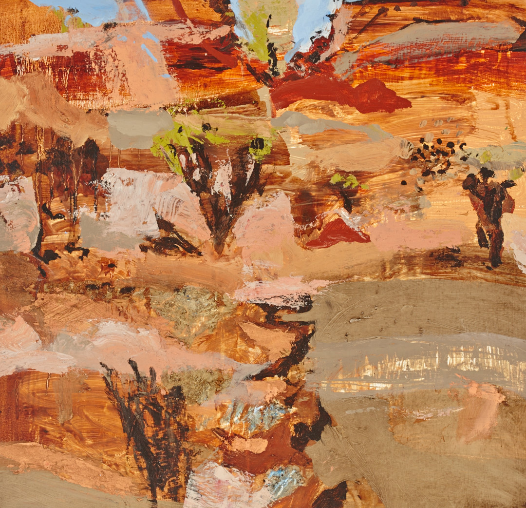 Study for Waterholes, Mutawintji