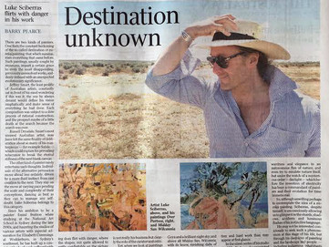 The Australian - Destination unknown