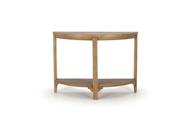 Carmen Console Table - Half Moon